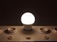 V-TAC E27 LED lámpa (9W/200°) Körte Smart - természetes fehér, kapcsolóval dimmelhető