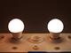 V-TAC LED lámpa E27 (9W/200°) PRO - természetes fehér, Samsung