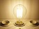 MODEE LED lámpa E27 Retro filament (12W/360°) Körte - természetes fehér
