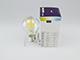 MODEE LED lámpa E27 Filament (10W/360°) Körte - természetes fehér