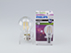 Philips E27 LED izzó Retro filament (4W/300°) Körte - meleg fehér