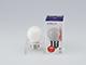 MODEE LED lámpa E27 Filament (4W/360°) Kisgömb - meleg fehér