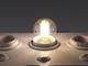 MODEE E27 LED izzó Retro filament (4W/360°) Kisgömb - természetes fehér
