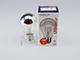 MODEE E27 LED izzó Retro filament (4W/360°) Körte - meleg fehér, SilverTop Kifutó!