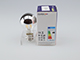 MODEE E27 LED izzó Retro filament (4W/360°) Körte - meleg fehér, SilverTop