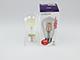 MODEE LED lámpa E27 Filament (4W/360°) ST58 - természetes fehér