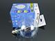 V-TAC E27 Filament LED lámpa 4W (300°) - G125 meleg f. DIM