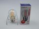 MODEE E27 LED izzó Retro filament (4W/360°) Kisgömb - meleg fehér