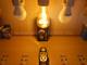 V-TAC LED lámpa E27 Vintage filament (5W/300°) ST64 - extra meleg fehér