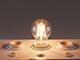 Philips LED lámpa E27 Filament (6W/300°) Körte - meleg fehér