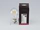 INESA E27 LED izzó Retro filament (6W/300°) Körte - meleg fehér