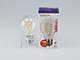 MODEE LED lámpa E27 Filament (6W/360°) Körte - meleg fehér