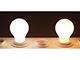MODEE LED lámpa E27 Loft filament (6W/360°) Körte - természetes fehér
