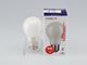 MODEE E27 LED izzó Loft filament (6W/360°) Körte - meleg fehér