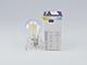 MODEE E27 LED izzó Retro filament (6W/360°) Körte - természetes fehér