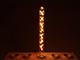V-TAC LED lámpa E27 Vintage filament (7W/300°) T30 - Rúd extra meleg fehér