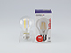 MODEE LED lámpa E27 Retro filament (7W/360°) Körte - meleg fehér