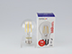 MODEE LED lámpa E27 Filament (7W/360°) Körte - meleg fehér, DIM.