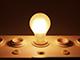 E27 LED izzó Loft filament (8W/300°) Körte - meleg fehér