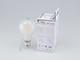 V-TAC E27 LED izzó Loft filament (8W/300°) Körte - meleg fehér