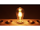V-TAC E27 LED izzó Vintage filament (8W/300°) ST64 - meleg fehér