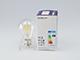 MODEE LED lámpa E27 Filament (8W/360°) Körte - meleg fehér