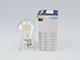 MODEE E27 LED izzó Retro filament (8W/360°) Körte - meleg fehér