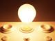 V-TAC LED lámpa E27 Filament (9W/300°) Körte opál - meleg fehér