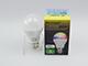 MiLight LED lámpa E27 (6W/220°) Körte - RGB+CCT - távirányítható