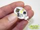 LED lámpa G4 (PowerLED/2W/120°) meleg fehér