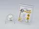 Kanlux LED lámpa GU10 (2.2W/120°) MR11 (35mm) - hideg fehér