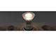 Kanlux LED lámpa GU10 (3.3W/120°) természetes fehér - Oldalra is világító üveg burával!