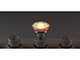 Philips LED lámpa GU10 (3.5W/36°) meleg fehér 2700K