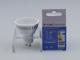 V-TAC LED lámpa GU10 (3W/110°) meleg fehér