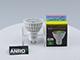 MiLight LED lámpa GU10 (4W/25°) RGB+CCT - távirányítható
