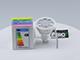 MiLight LED lámpa GU10 (4W/25°) RGB és színhőmérséklet vez., távirányítható!