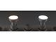 INESA LED lámpa GU10 (5W/105°) hideg fehér, dimmelhető