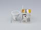 Kanlux LED lámpa GU10 (5W/120°) hideg fehér