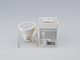 Kanlux LED lámpa GU10 (5W/120°) meleg fehér
