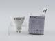 V-TAC LED lámpa GU10 (5W/110°) hideg fehér