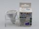 V-TAC LED lámpa GU10 (6.5W/110°) meleg fehér, PRO Samsung
