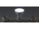 INESA LED lámpa GU10 (7W/105°) hideg fehér, dimmelhető