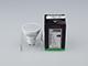 INESA LED lámpa GU10 (7W/105°) meleg fehér