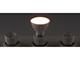 Kanlux LED lámpa GU10 (7W/120°) meleg fehér