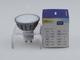 MODEE LED lámpa GU10 (7W/110°) hideg fehér, kerámia