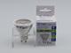 V-TAC LED lámpa GU10 (7W/38°) természetes fehér DIM - Kifutó!