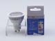 V-TAC LED lámpa GU10 (8W/38°) meleg fehér
