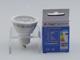 V-TAC LED lámpa GU10 (8W/38°) természetes fehér