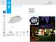 Kanlux LED lámpa R7s (6W/120°) term. fehér Rango Mini SMD 78mm