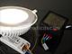Kanlux LED mélysugárzó (170 mm) 11W (kerek) természetes
